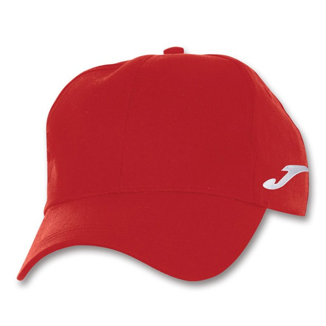 Бейсболка красная 400089.600