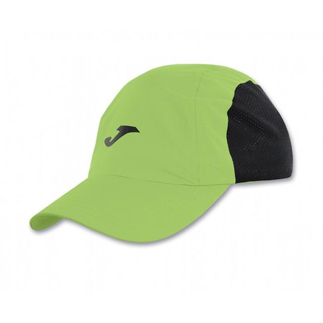 Кепка Running cap салатово-черная 400023.020