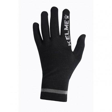 Тренировочные перчатки черно-серые ROAD 9881406.9015