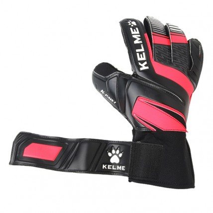 Вратарские перчатки черно-розовые ZAMORA 9876402.9045