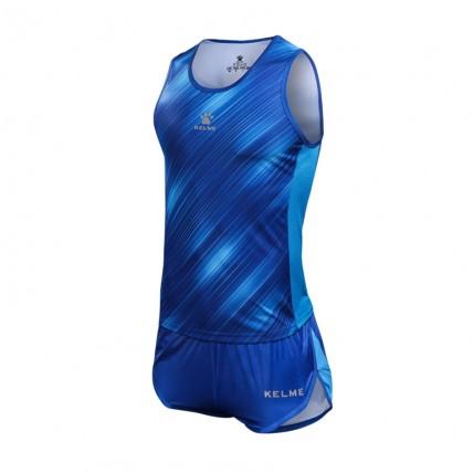 Комплект легкоатлетической формы синий б/р 3871010.9400