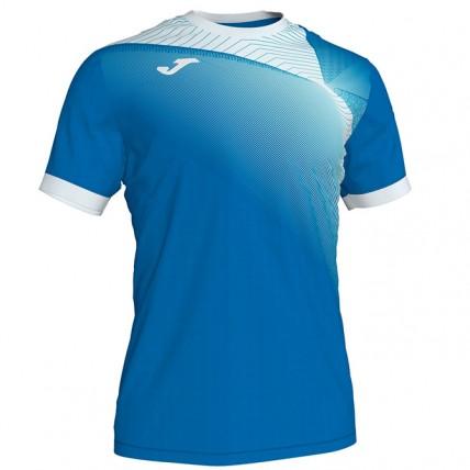 Футболка сине-белая HISPA II 101374.702