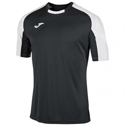 Футболка черно-белая ESSENTIAL 101105.102