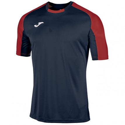 Футболка т.сине-красная ESSENTIAL 101105.306