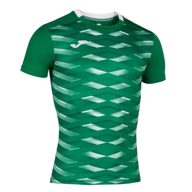 Футболка зеленая MYSKIN ACADEMY 101290.452