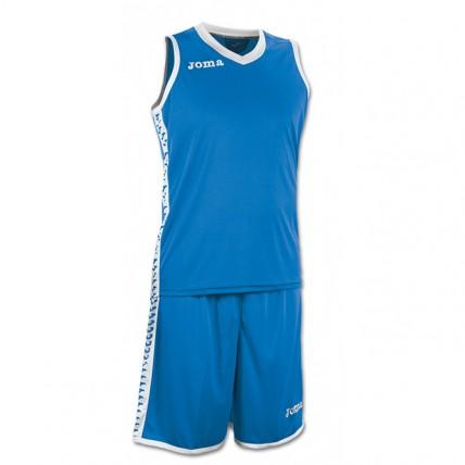 Баскетбольная форма синяя PIVOT 1227.002