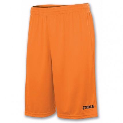 Шорты оранжевые BASKET 100051.800