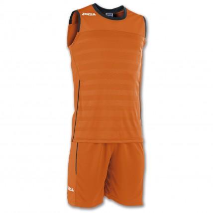 Форма оранжевая SPACE II (баскетбол) 100692.801