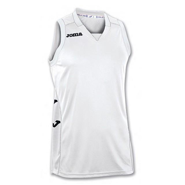 Майка белая баскетбольная CANCHA II 100049.200