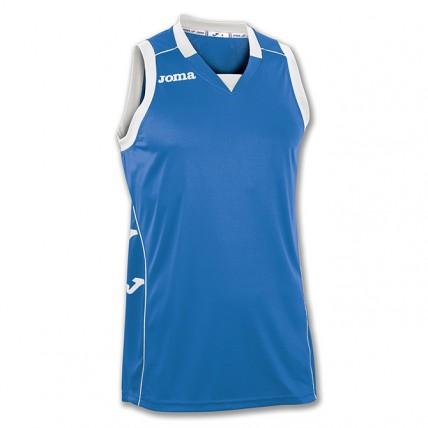 Майка синяя баскетбольная CANCHA II 100049.700