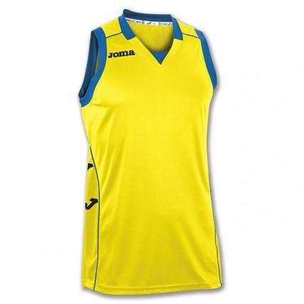 Майка желтая баскетбольная CANCHA II 100049.900