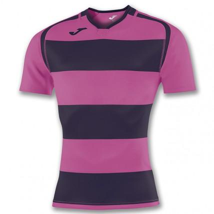 Футболка т.сине-розовая PRORUGBY II 100735.305