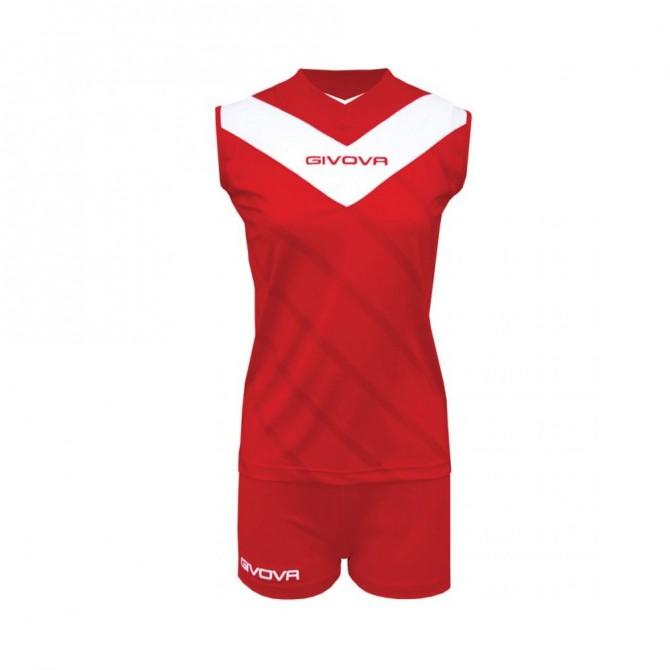 Волейбольная форма женская KIT MURO KITV05.1203