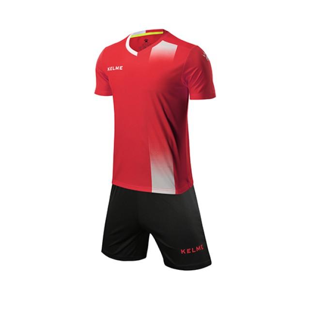 Комплект футбольньої форми червоно-білий к/р ALICANTE  3881020.9610