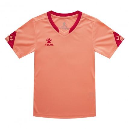 Комплект детской футбольной формы GIRONA (JR) розовый 3803099.9692