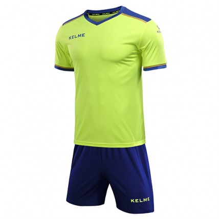 Комплект детской футбольной формы SEGOVIA (JR) 3873001.9918