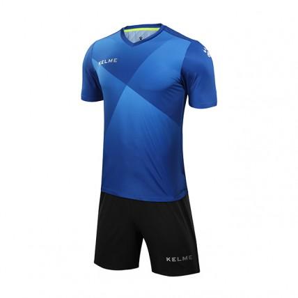 Комплект футбольной формы синий к/р LIGA 3981509.9400