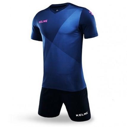 Комплект футбольной формы т.синьо-розовый к/р LIGA 3981509.9420