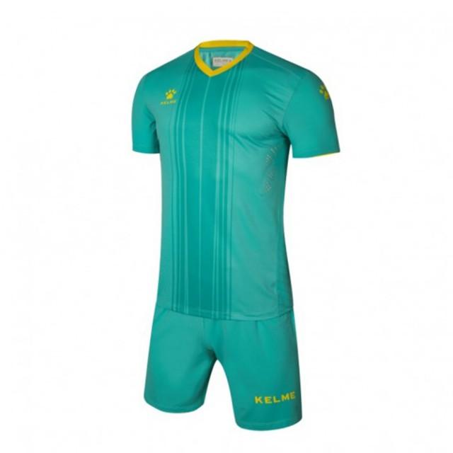 Комплект футбольной формы BARCELONA голубо-желтый 3991536.9736