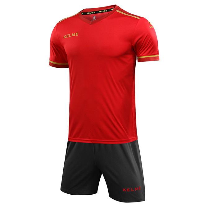 Комплект детской футбольной формы SEGOVIA (JR) 3873001.9667