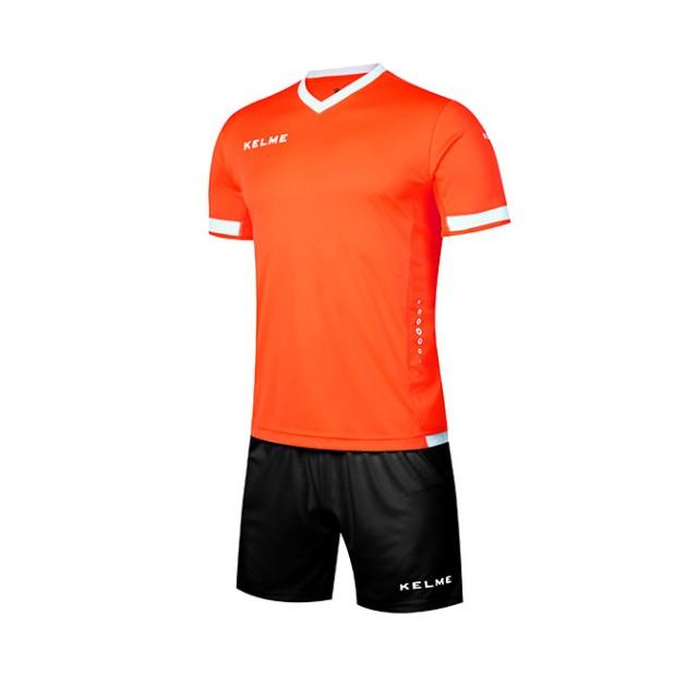Комплект футбольной формы ALAVES оранжево-черный K15Z212.9910