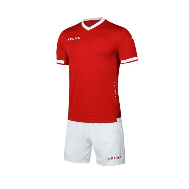 Комплект футбольной формы ALAVES красно-белый K15Z212.9610
