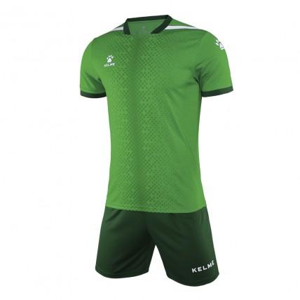 Комплект футбольной формы DINAMO т.зеленый 3801098.9306