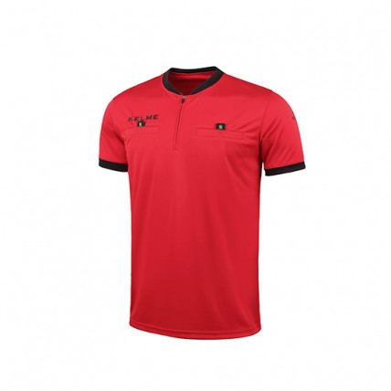 Комплект судейской формы ARBITRO красно-черный к/р К15Z225.9611