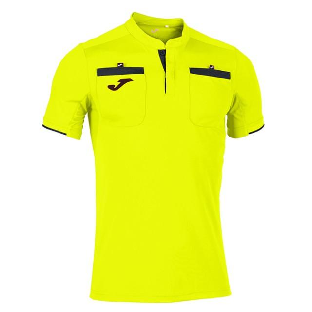 Судейская футболка желтая REFEREE 101299.061