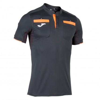 Судейская футболка серо-оранжевая REFEREE 101299.169