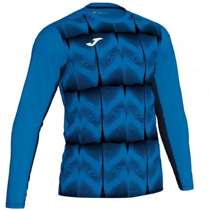 Футболка вратарская сине-черная д/р DERBY IV 101301.721