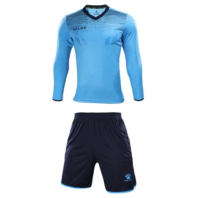 Комплект воротарської форми ZAMORA блакитно-т.синій 3871007.4007