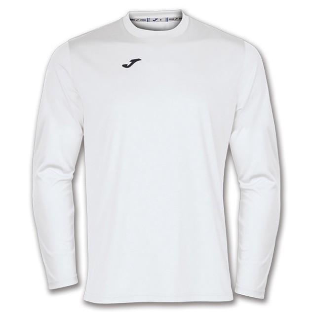 Футболка белая д/р COMBI 100092.200