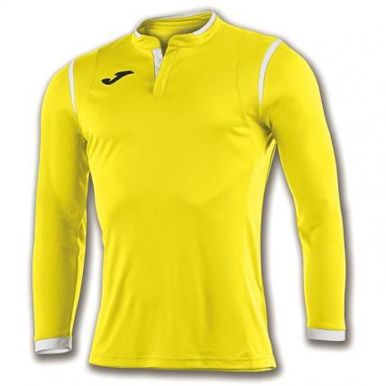 Футболка желтая TOLETUM 100778.900