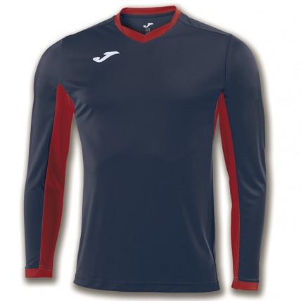 Футболка т.сине-красная д/р CHAMPION IV 100779.306