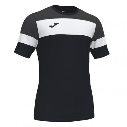 Футболка черно-серая CREW IV 101538.110