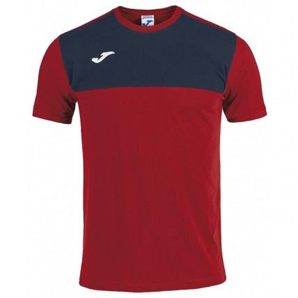 Футболка красно-т.синяя WINNER 101683.603