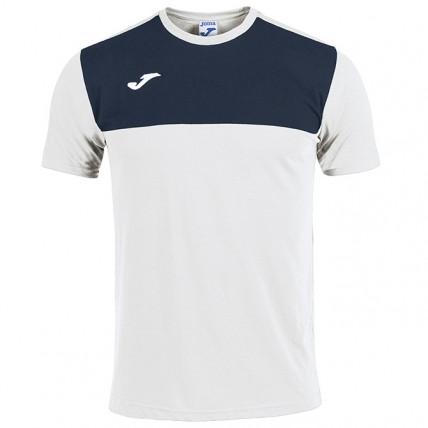Футболка бело-т.синяя WINNER 101683.203