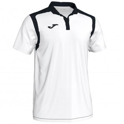 Поло бело-черное CHAMPION V 101265.201