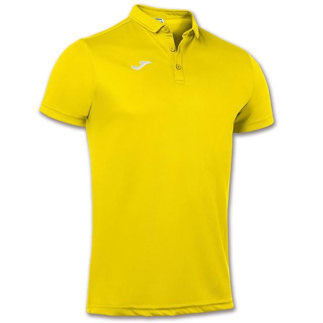 Поло желтое HOBBY 100437.900