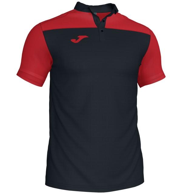 Поло чорно-червоне HOBBY 101371.106