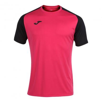 Футболка розово-черная ACADEMY IV 101968.501