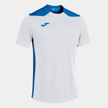 Футболка бело-синяя CHAMPIONSHIP VI 101822.207