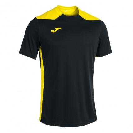 Футболка черно-желтая CHAMPIONSHIP VI 101822.109