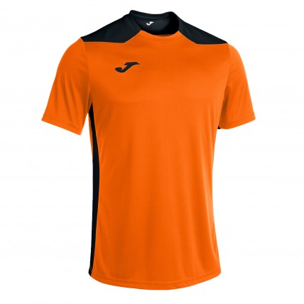 Футболка оранжево-черная CHAMPIONSHIP VI 101822.881