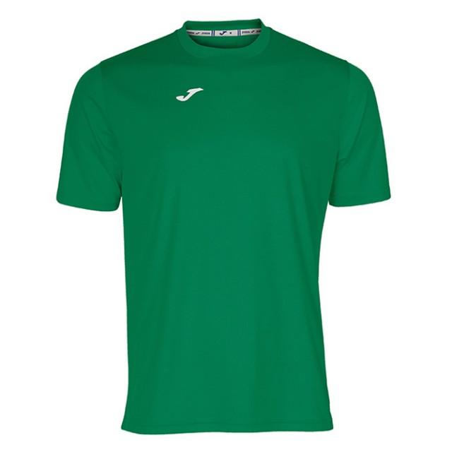 Футболка зеленая COMBI 100052.450