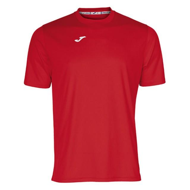 Футболка красная COMBI 100052.600