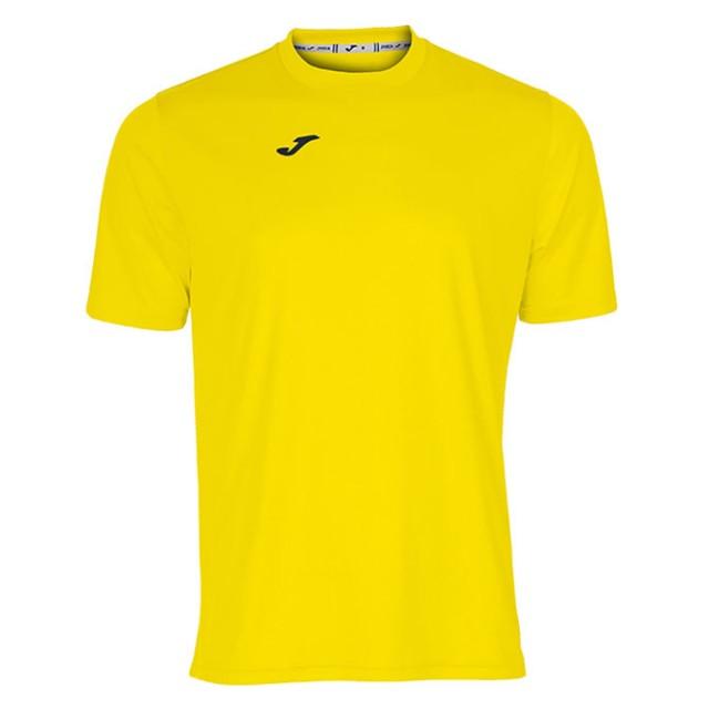 Футболка желтая COMBI 100052.900