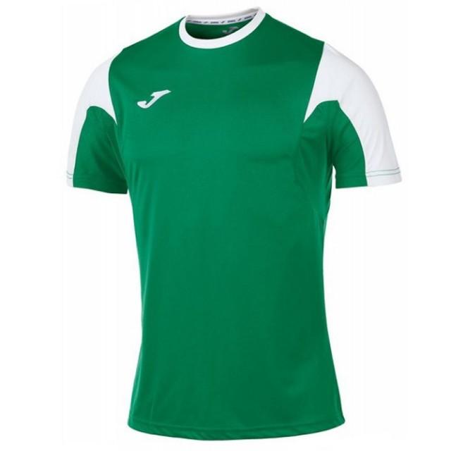 Футболка зелено-белая ESTADIO 100146.452