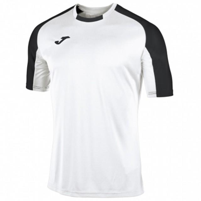 Футболка бело-черная ESSENTIAL 101105.201